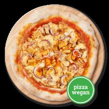 Pizza Filetti vegetariani
