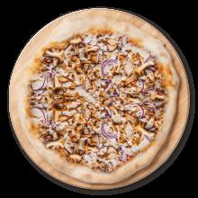 Pizza Funghi finferli