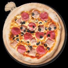 Pizza Bosto